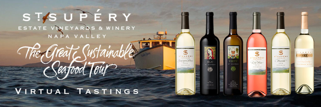 The Great Sustainable Seafood Tour Home Tasting Kit